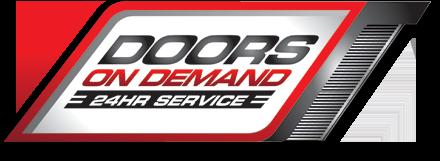 Doors on Demand logo